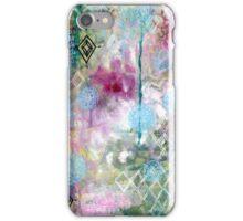 Lattice Garden iPhone Case/Skin