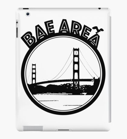 Bae Area iPad Case/Skin
