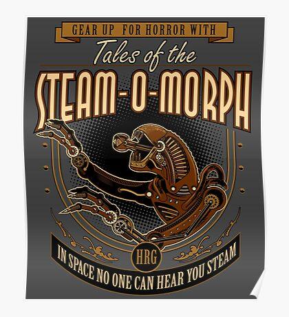 STEAM-O-MORPH Poster