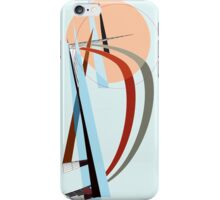 Contemporary Abstract : 1  iPhone Case/Skin