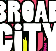 Broad City #3 Sticker