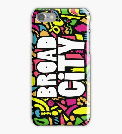 Broad City #3 iPhone Case/Skin
