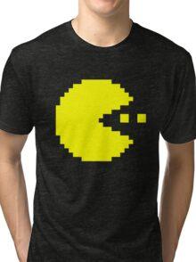 Pac Man Tri-blend T-Shirt