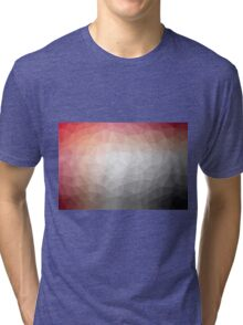 Gradient Triangle Abstract 5 Tri-blend T-Shirt