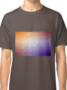 Gradient Triangle Abstract 8 Classic T-Shirt