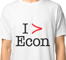 I Significantly Prefer Econ Classic T-Shirt