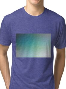 Gradient Triangle Abstract 12 Tri-blend T-Shirt