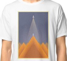 Spaceman - Orange Classic T-Shirt