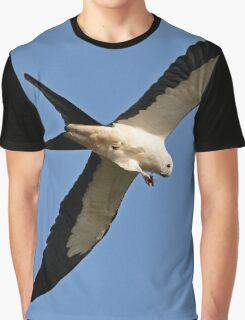 Kite with Grasshopper Graphic T-Shirt