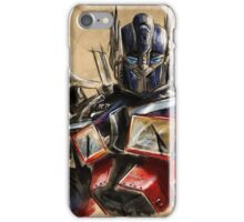 Transformers - Optimus Prime iPhone Case/Skin