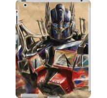 Transformers - Optimus Prime iPad Case/Skin