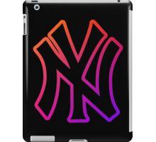 NY Fade Outline iPad Case/Skin