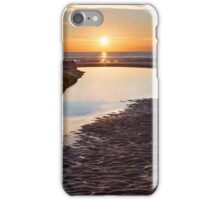Ripples in the sand iPhone Case/Skin