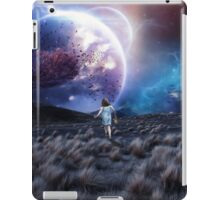 Lost in a space that isn't there iPad Case/Skin
