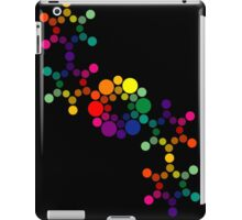 Color Wheel DNA iPad Case/Skin