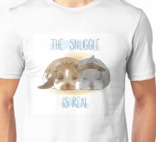 The Snuggle is Real Unisex T-Shirt