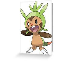 Cover Pokemon  Greeting Card