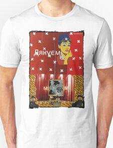 Audrey Hepburn my art work 7 Unisex T-Shirt