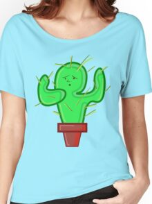 CACTI CHRIS Women's Relaxed Fit T-Shirt