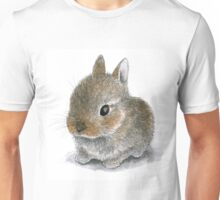 Rabbit 61 Cute Bunny Unisex T-Shirt