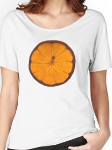 Lemon Slice Women's Relaxed Fit T-Shirt