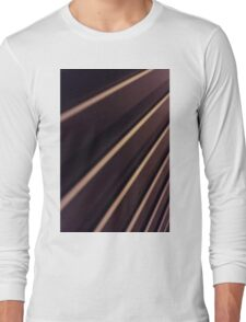 Spiral Lines : abstract Long Sleeve T-Shirt