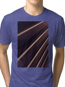 Spiral Lines : abstract Tri-blend T-Shirt