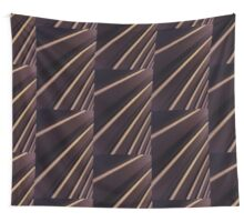 Spiral Lines : abstract Wall Tapestry