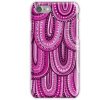 Pink Mermaid Scales iPhone Case/Skin