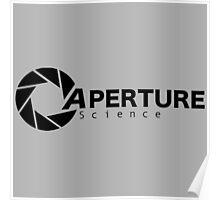 Portal Aperture Poster