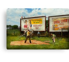 Sport - Baseball - America's past time 1943 Canvas Print