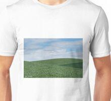 Palouse Wheatfield Unisex T-Shirt