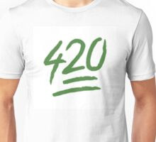 420 EMOJI Unisex T-Shirt