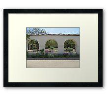 Monterey California Framed Print