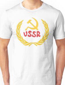 ussr Unisex T-Shirt