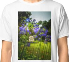 Agapanthus in the Garden Classic T-Shirt