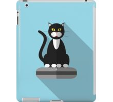 Cats are always in charge! iPad Case/Skin