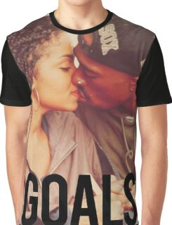 Relationship Goals II Graphic T-Shirt