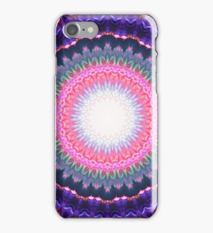 Crown Chakra iPhone Case/Skin