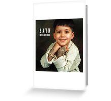 Zayn Malik  Greeting Card