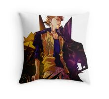 tokuchi toua Throw Pillow