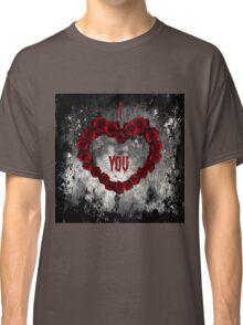 Dark Valentine Classic T-Shirt