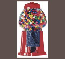 Retro Gum ball machine red One Piece - Short Sleeve