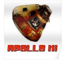 Apollo XI Capsule Poster