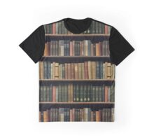 Endless Library Graphic T-Shirt