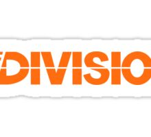 The Division Sticker