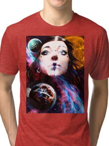TheFragile - Space Tri-blend T-Shirt