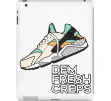 Dem Fresh Creps iPad Case/Skin