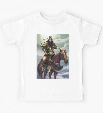 Guan Yu God of War Kids Tee