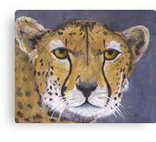 Fast Cat - The Cheetah Canvas Print